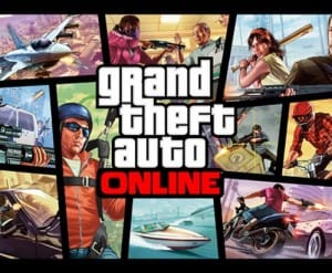 GTA V Online down or problems