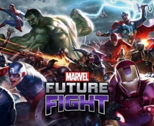MARVEL Future Fight server maintenance
