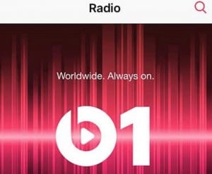 Apple Music Radio not working