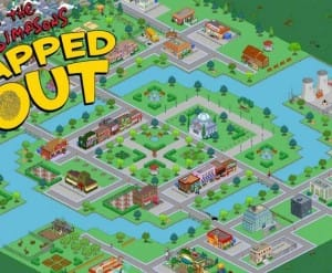 Simpsons Tapped Out server down