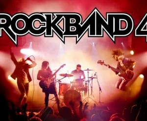 Rock Band 4 servers down or problems
