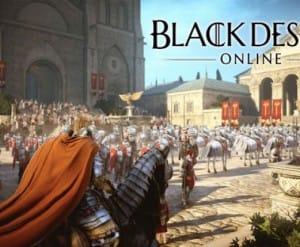 Black Desert Online maintenance when servers down