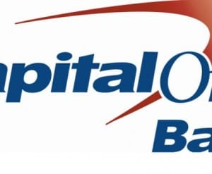 Capital One internet banking down, website not working