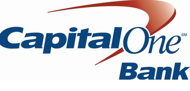 Capital One internet banking down, website not working, Aug 2019