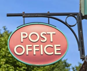 Post Office problems? Down or internet issues