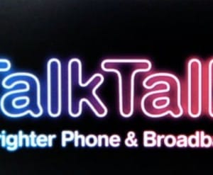 TalkTalk internet down, service status problems