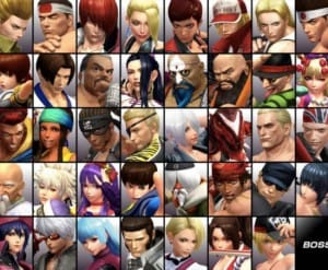 King of Fighters XIV server maintenance