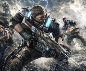 Gears of War 4 server problems or maintenance