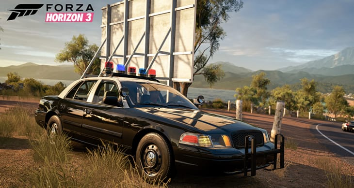 Forza Horizon 3 server maintenance, Aug 2019