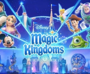 Disney Magic Kingdoms problems after update
