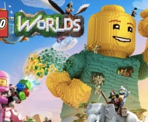 Lego Worlds server problems on PS4, Xbox One