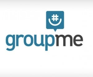 GroupMe not working or messages won't send