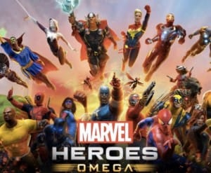 Marvel Heroes Omega PS4 server maintenance or problems