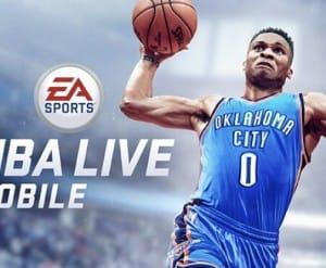 NBA Live Mobile Maintenance
