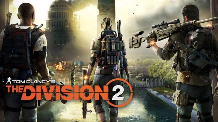 The Division 2 server maintenance today, Aug 2019