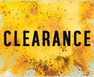 Argos Clearance Items and eBay