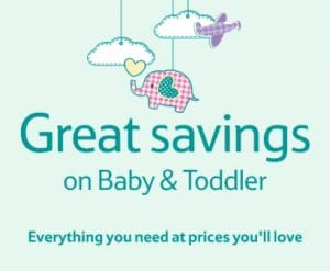 Tesco Baby and Toddler Event