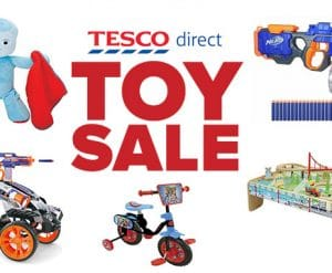 Tesco 3 for 2 on Toys