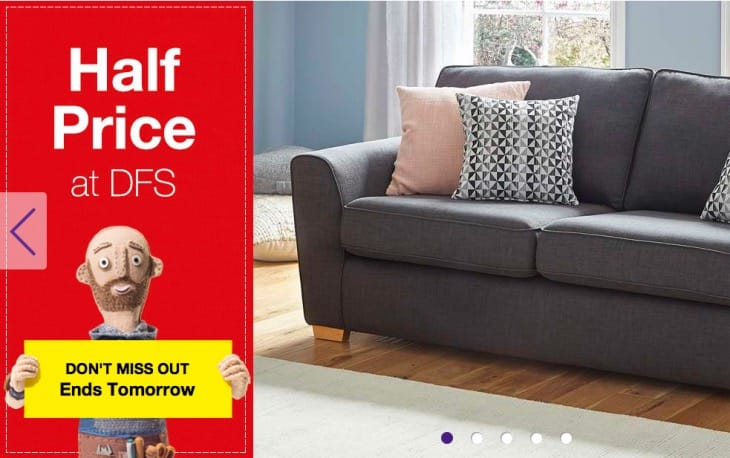 Swell Dfs Half Price Sofa Sale Dec 2019 Caraccident5 Cool Chair Designs And Ideas Caraccident5Info