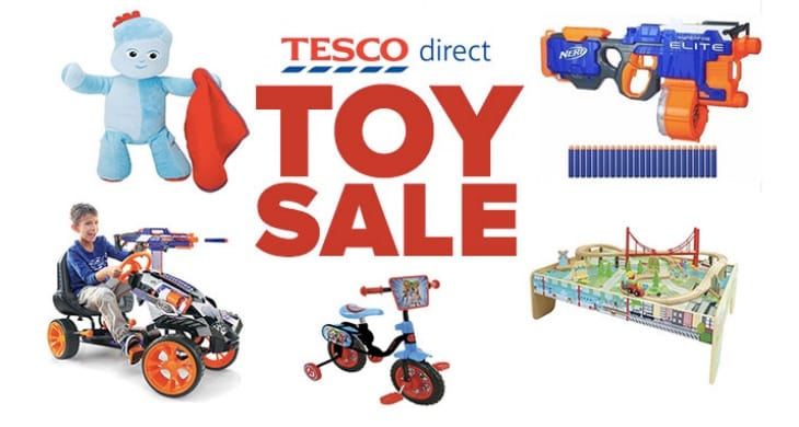 71b9da0f26b1 Where to find Tesco s Half Price Toy Sale for April  Deals are live right  now and we can see that they include all of the popular kids toys that  other ...