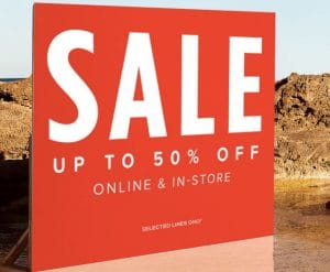 River Island 50% Off Sale