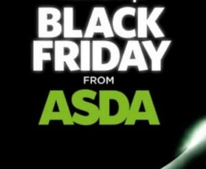 ASDA Black Friday deals