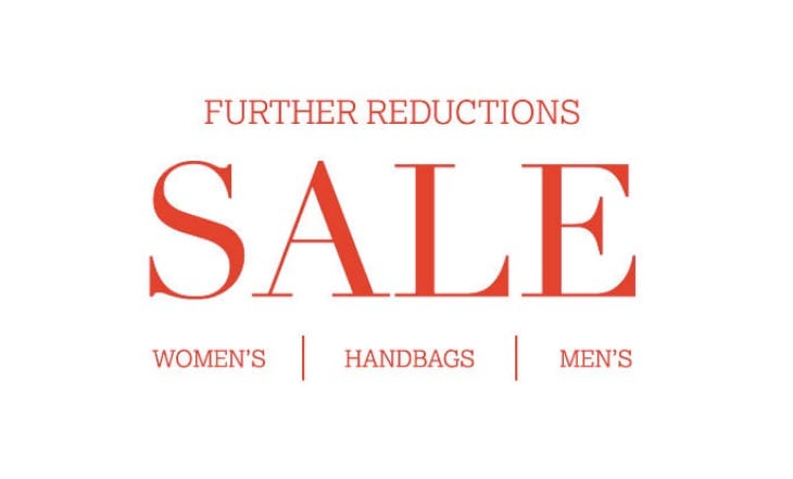Russell and Bromley Sale, Nov 2020
