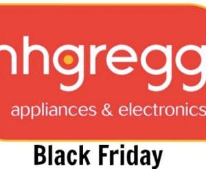 HHGregg Black Friday deals