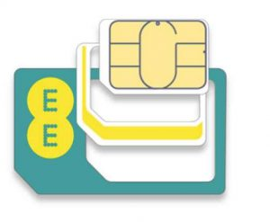 EE SIM Only Deals for UK