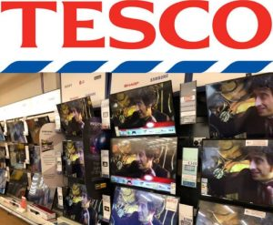 Tesco TV Sale