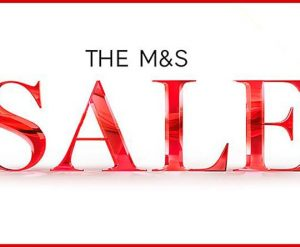 M&S Summer Sale Start Date