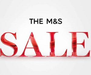 M&S Up to 90% Off Sale