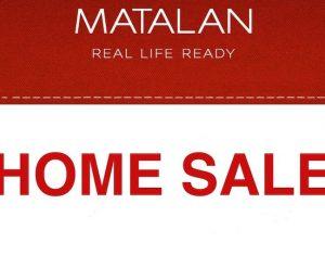 Matalan Home Sale