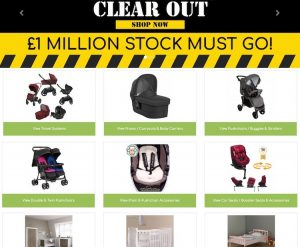 Online4Baby Clearance Sale