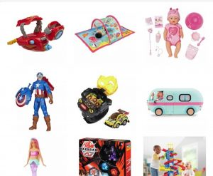 Argos Up to Half Price Toy Sale