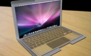Hypothetical MacBook, iPad crossover