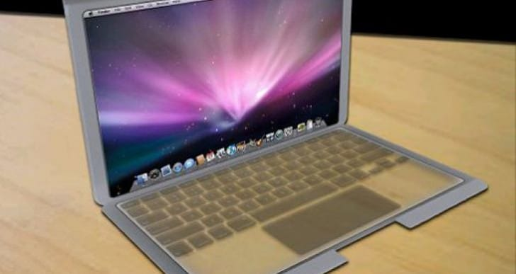Hypothetical MacBook, iPad crossover