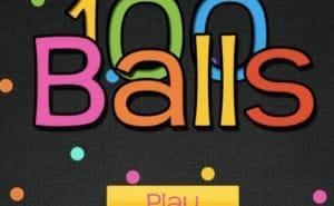 100 Ballz Android app addiction