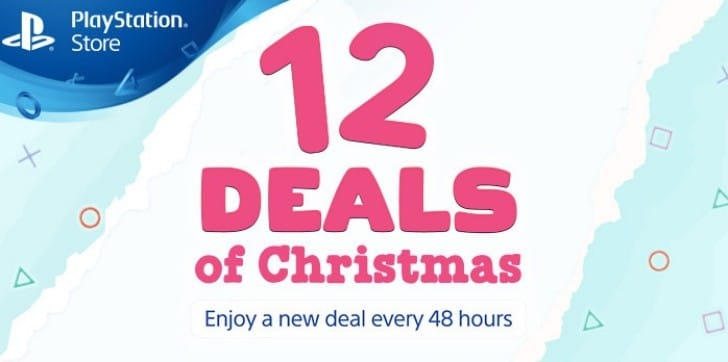 PlayStation Store 12 Deals for Christmas 2016 live
