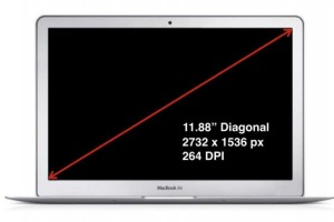 12-inch MacBook Air pressure sensitive trackpad possibility