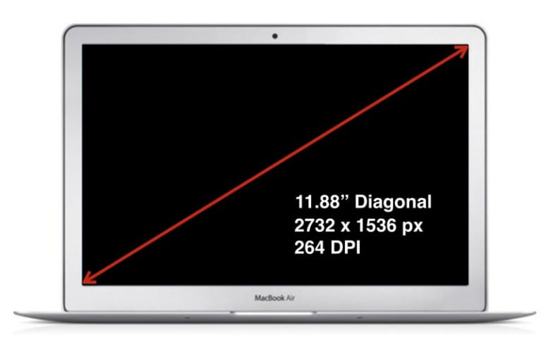 12-inch MacBook Air production could begin next month