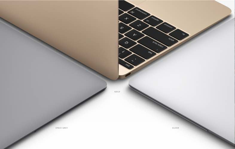 12-inch MacBook comparison