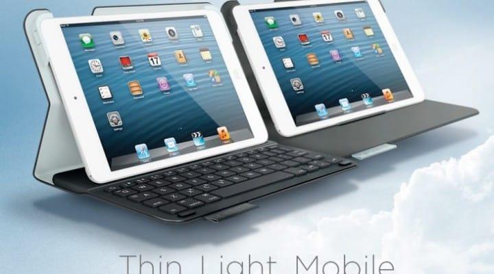 iPad mini: 2 Logitech cases this month
