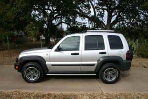 2006 Jeep Liberty recall
