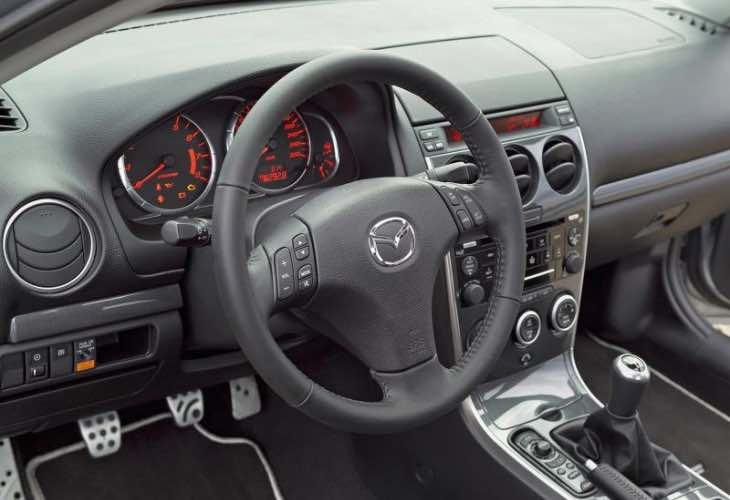 2006 Mazda6 airbag recall
