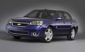 Latest GM recall for Feb. 2015 – Malibu and Pontiac G6