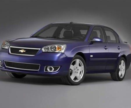 Latest GM recall for Feb. 2015 – Malibu and Pontiac G6