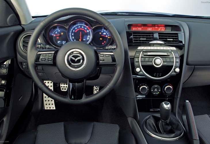 2008 Mazda rx8 airbag recall