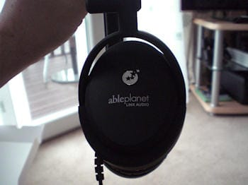Able Planet NC200 Foldable Noise Canceling Headphone 12