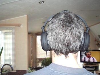Able Planet NC200 Foldable Noise Canceling Headphone 13